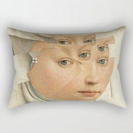 van Weyden und das Laster Rectangular Pillow