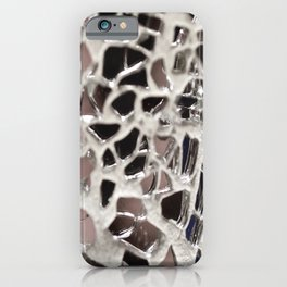 Shattered to Pieces iPhone Case
