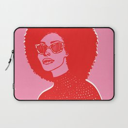 Kara Pink Laptop Sleeve