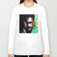 mad men Long Sleeve T-shirts featuring Mad Men by iamomnipotent