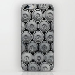SPRAY CANS iPhone Skin