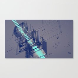 Zeiss Canvas Print