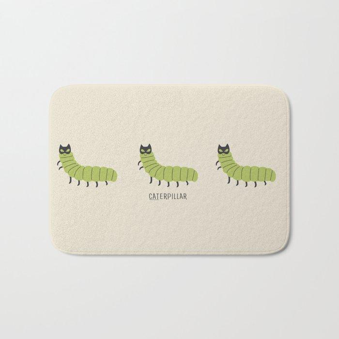 caterpillar Bath Mat