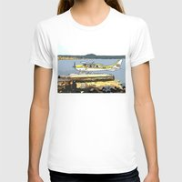 airplane T-shirts featuring Airplane by Cindys