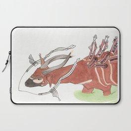Bongo Through the Bog Laptop Sleeve