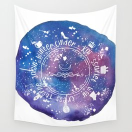 The Lunar Chronicles Wall Tapestry