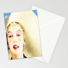 norma jeane august 2016 Stationery Cards