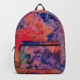 Upside Down Backpack