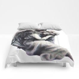 Resting Angel Comforters