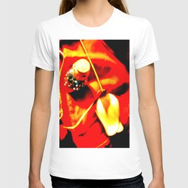 Plastic Flowers 2 T-shirt