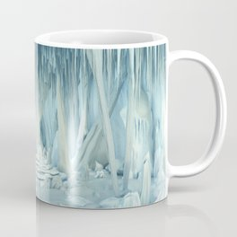 Ice Cave Excalibur Coffee Mug