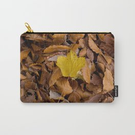 be different!  Carry-All Pouch