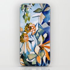 Carnival of Daisies iPhone & iPod Skin