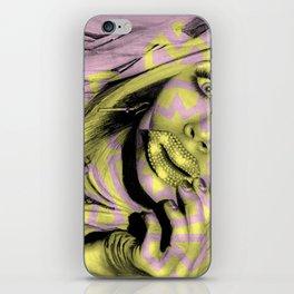 + All the Shine + iPhone Skin
