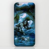 predator iPhone & iPod Skins featuring Predator by va-sily