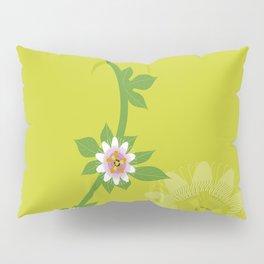 Maracuja flower Pillow Sham