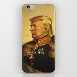 Donald Trump - replaceface iPhone Skin