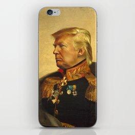 Donald Trump - replaceface iPhone Skin