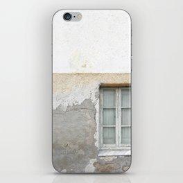 Grunge Window iPhone Skin