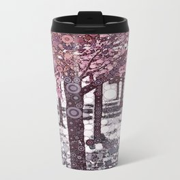 :: Girl Trees :: Metal Travel Mug