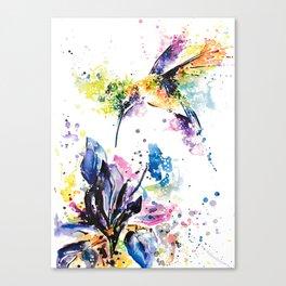 Hummingbird 2 Canvas Print