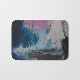 colors of the week - tuesday Bath Mat