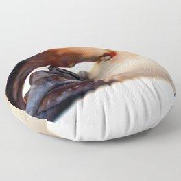 Crab Pincer Floor Pillow