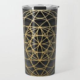 Merkaba Travel Mug