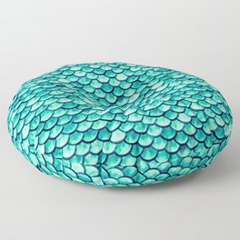 Scale Away with Me Floor Pillow