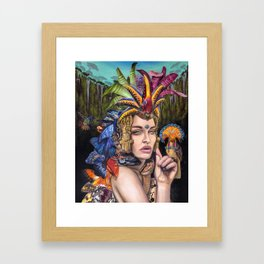 Iquitos Framed Art Print