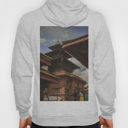 Architecture of Kathmandu City 002 Hoody