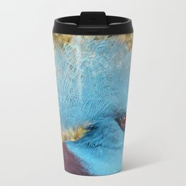 CROWNED PIGEON Travel Mug