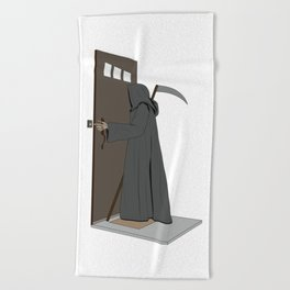 Dead Ringer Beach Towel