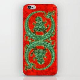 aghira jade iPhone Skin