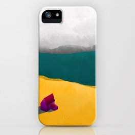 Simple Housing - Beyond the sea iPhone Case