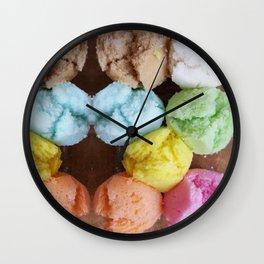 Huat Kueh (發糕) Wall Clock