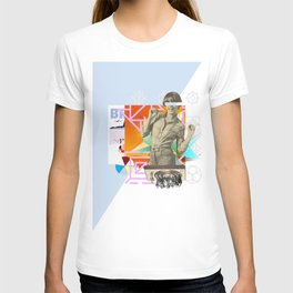 The yé-yé girl T-shirt