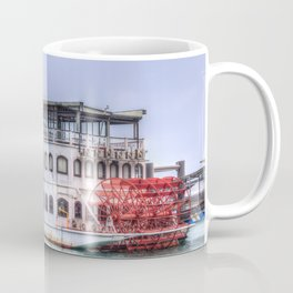 New Orleans Paddle Steamer Coffee Mug