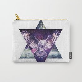 Ascending Owl Carry-All Pouch