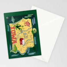 IOWA Stationery Cards