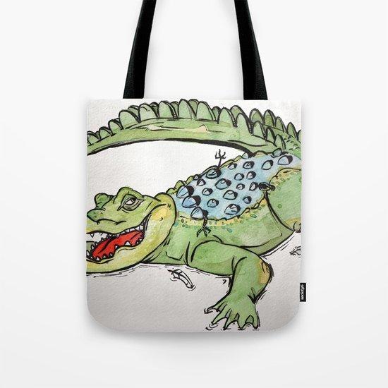 All-I-Grator Tote Bag