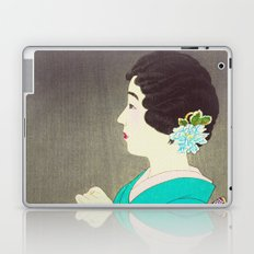 Mushikago - Insect Cage - Japanese Art Laptop & iPad Skin