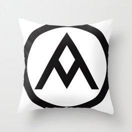 Soong Design Symbol Throw Pillow