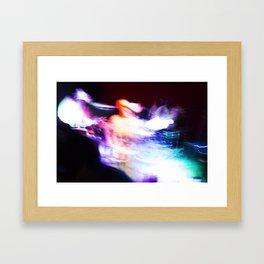 Moo Sick Framed Art Print