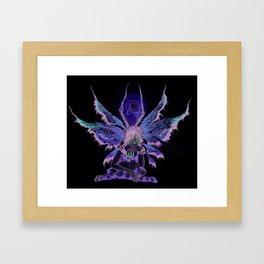 Spring Fairy Framed Art Print