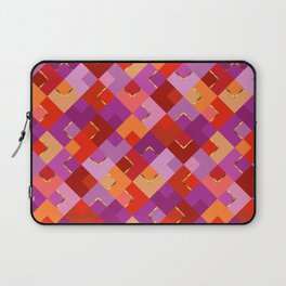 Poppy Colors for Fun Laptop Sleeve