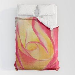 Summer Rose Untouched Comforters