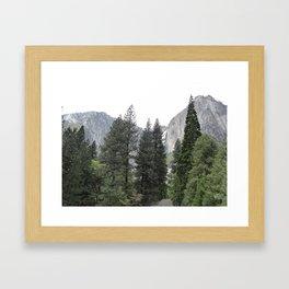 Yosemite Valley 8 Framed Art Print