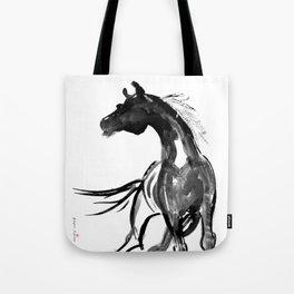 Horse (Ink sketch) Tote Bag
