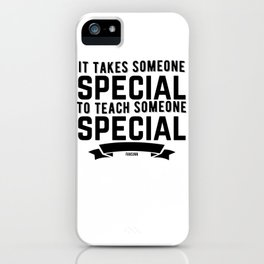 Autism particularly developmental disorder iPhone Case